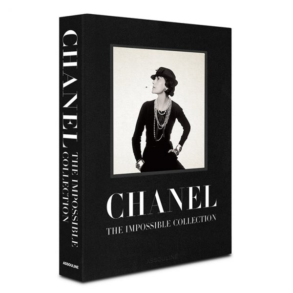 Chanel, The Impossible Collection - 3D cover