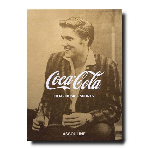 Coca-Cola, Film, Music, Sports - Flat Cover