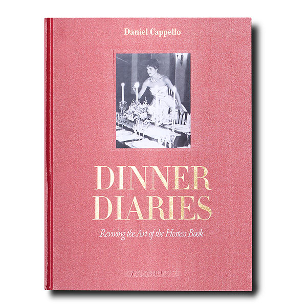 Dinner Diaries collections covers