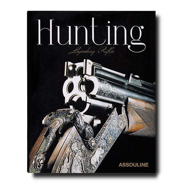 Hunting, Legendary Rifles collections covers
