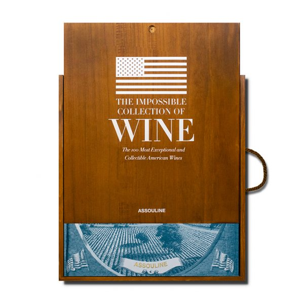 Impossible Collection of American Wine, The - Detail_