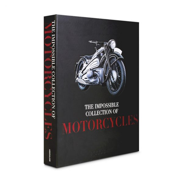 Impossible Collection of Motorcycles - 3D Cover