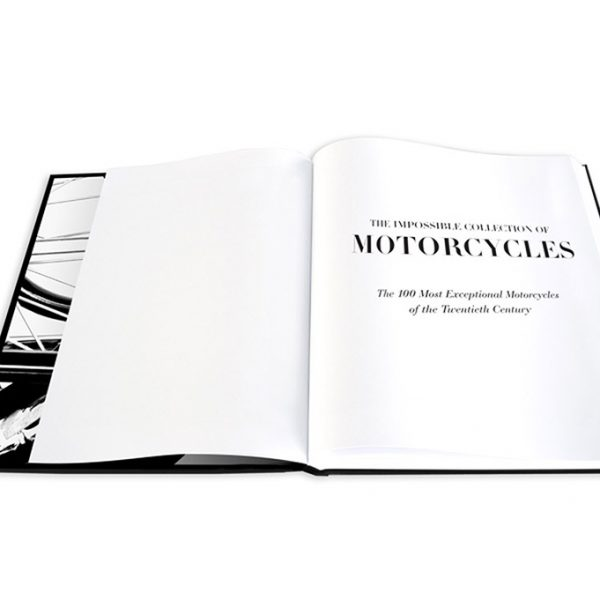 Impossible Collection of Motorcycles - Spread00