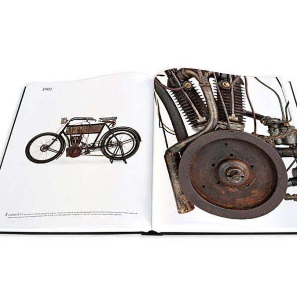 Impossible Collection of Motorcycles - Spread02