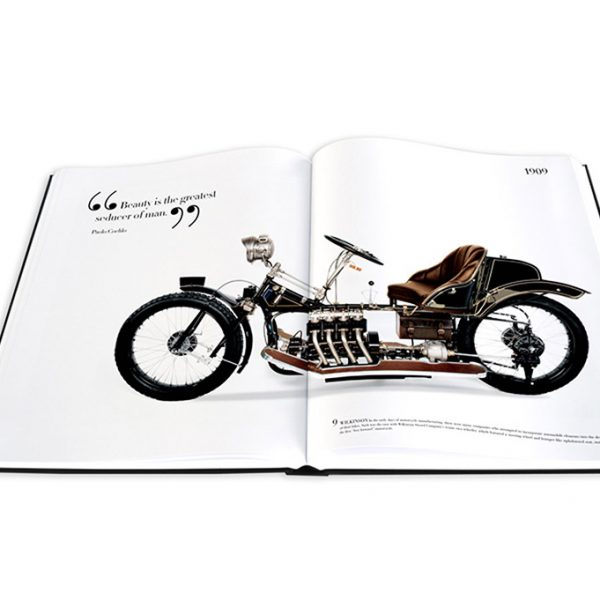 Impossible Collection of Motorcycles - Spread03