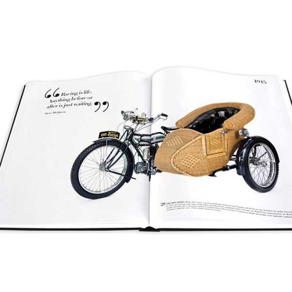 Impossible Collection of Motorcycles - Spread05