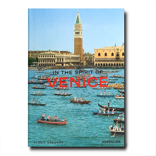 In the Spirit of Venice collections covers