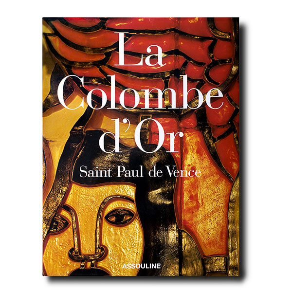 La Colombe d'Or collections covers