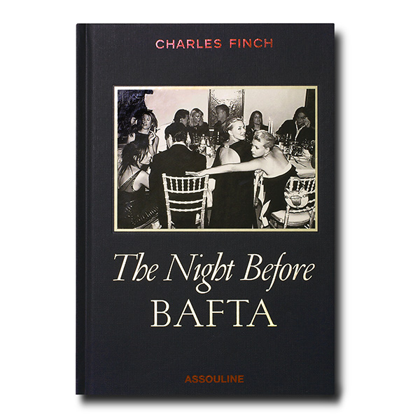 Night Before Bafta collections covers