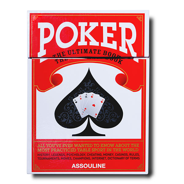 Poker- The Ultimate Book collections covers