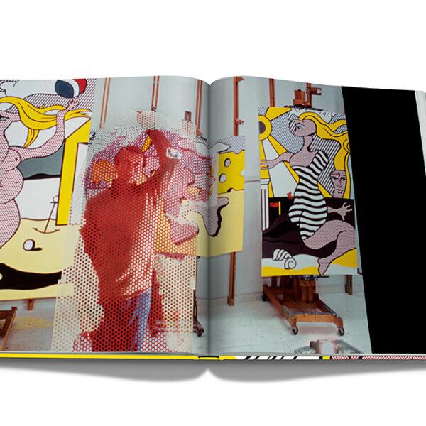 Roy Lichtenstein, The Impossible Collection - Spread02