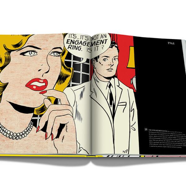 Roy Lichtenstein, The Impossible Collection - Spread04