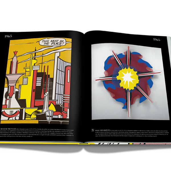 Roy Lichtenstein, The Impossible Collection - Spread06