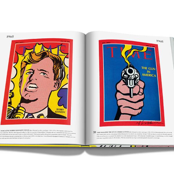 Roy Lichtenstein, The Impossible Collection - Spread07