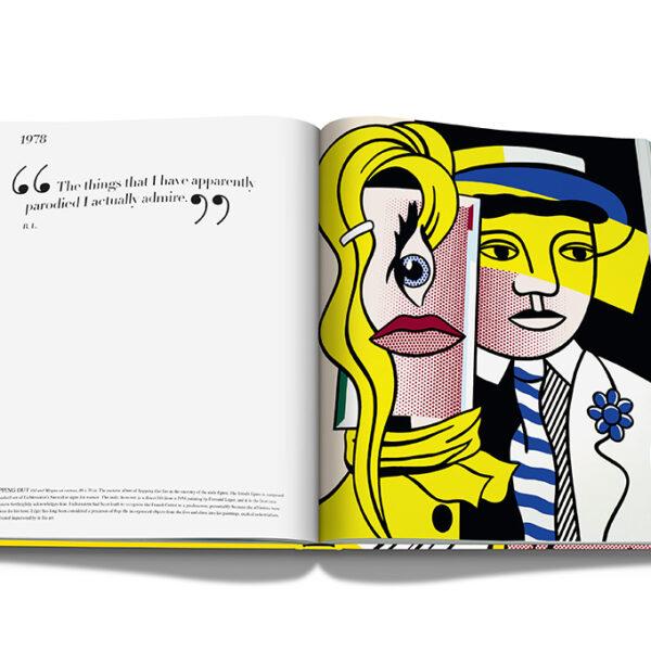 Roy Lichtenstein, The Impossible Collection - Spread08