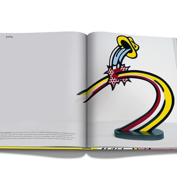 Roy Lichtenstein, The Impossible Collection - Spread09