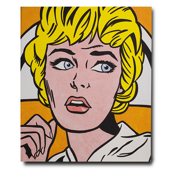 Roy Lichtenstein collections covers