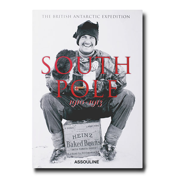 South Pole collections covers