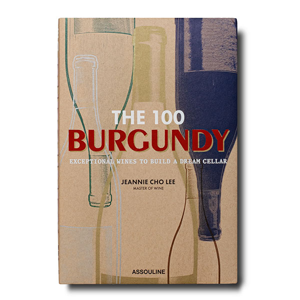 The 100 Burgundy collections covers
