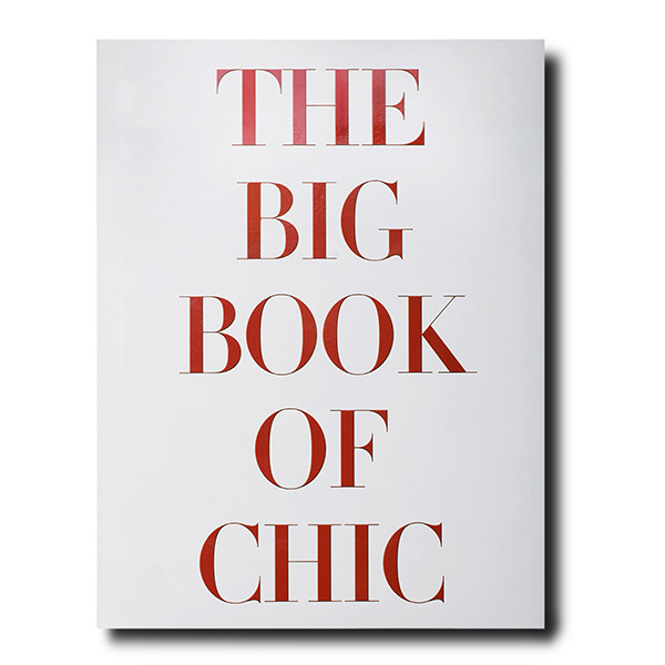 The Big Book of Chic collections covers