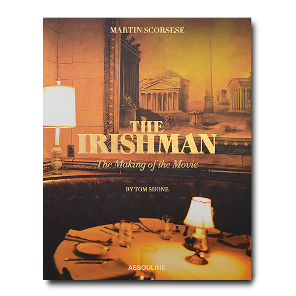 The Irishman collections covers