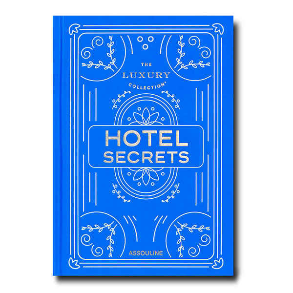 The Luxury Collection- Hotel Secrets collections covers