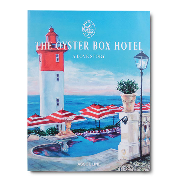 The Oyster Box Hotel- A Love Story collections covers