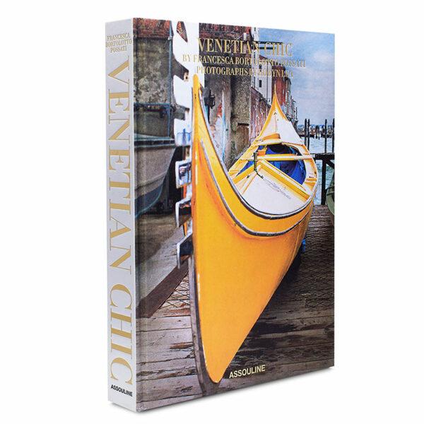 Venetian Chic - 3D Cover