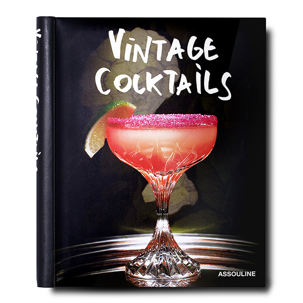 Vintage Cocktails collections covers