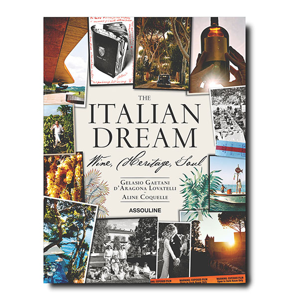 italian dream collections covers