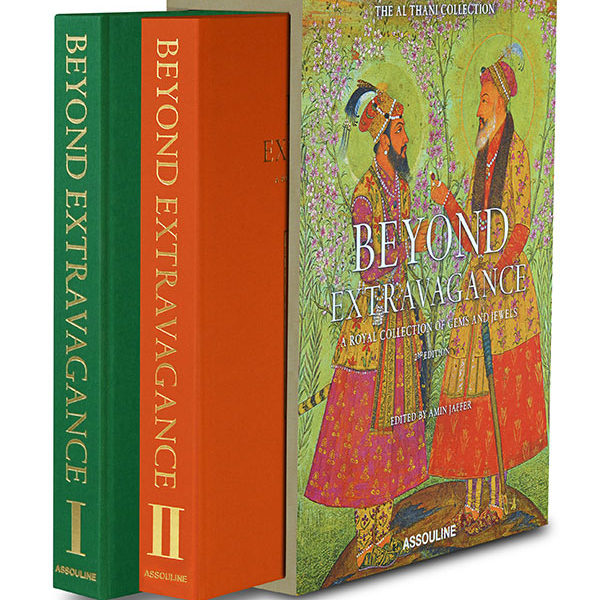 Beyond Extravagance 2nd Edition - Slipcase Open